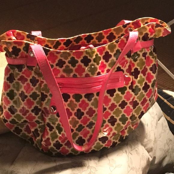 Vera Bradley Handbags - Hello Dahlia frill Vera Bradley bag purse